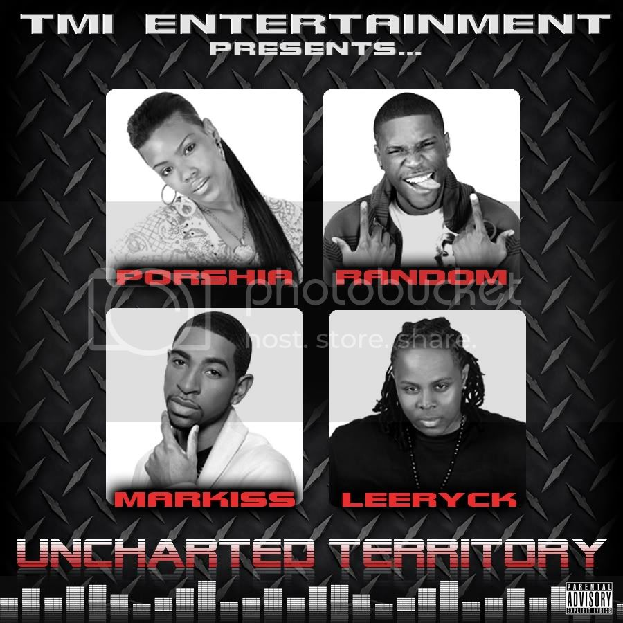 Random, Leeryck, Porshia & Markiss - Uncharted Territory